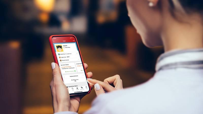 Mobil cihazlardan verilen siparişler yüzde122 arttı