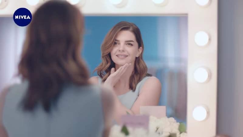 Pelin Karahan, Nivea'nın reklam elçisi oldu