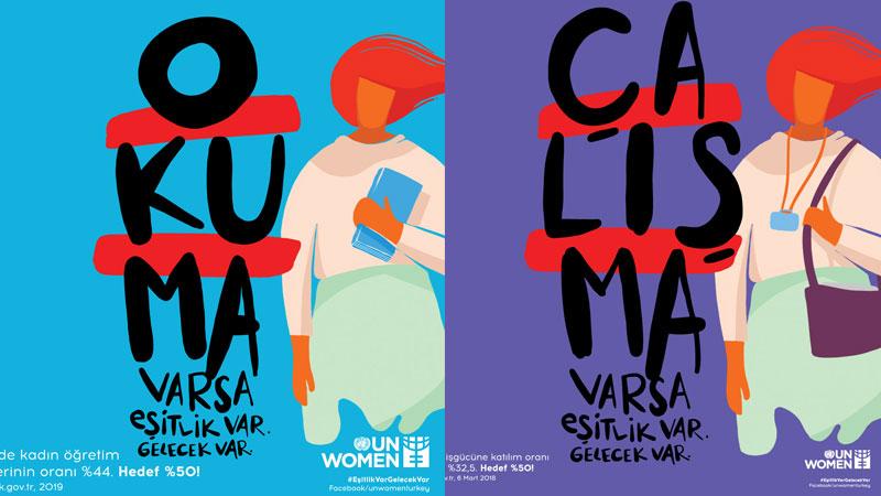 UN Women 8 Mart Kadınlar Günü filmi ile eşitlik mesajı veriyor