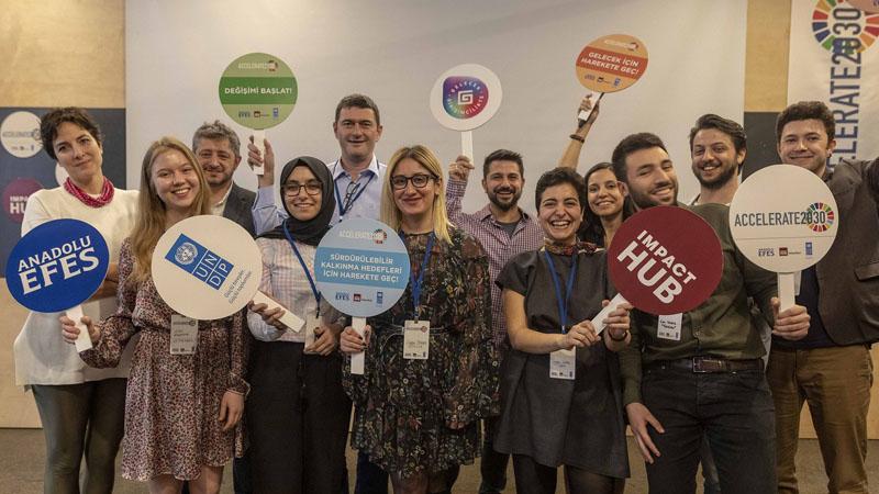 Accelerate2030 Türkiye finalistleri belli oldu