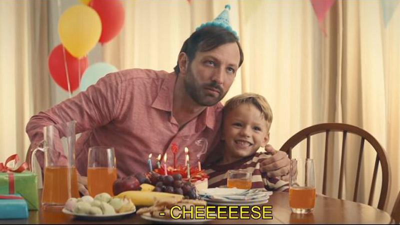 """Burger King """"peynirden nefret eden adam""""ın hikayesini anlatıyor"""