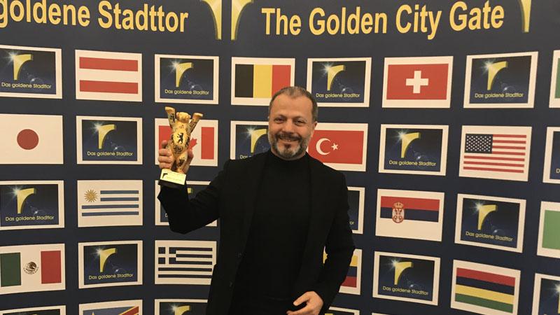 GRAPHX Berlin'den büyük ödülle döndü