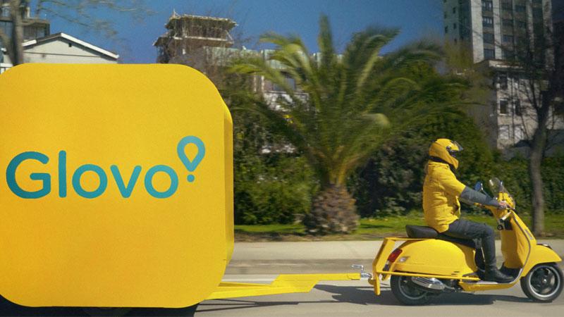 Glovo'dan yeni kampanya