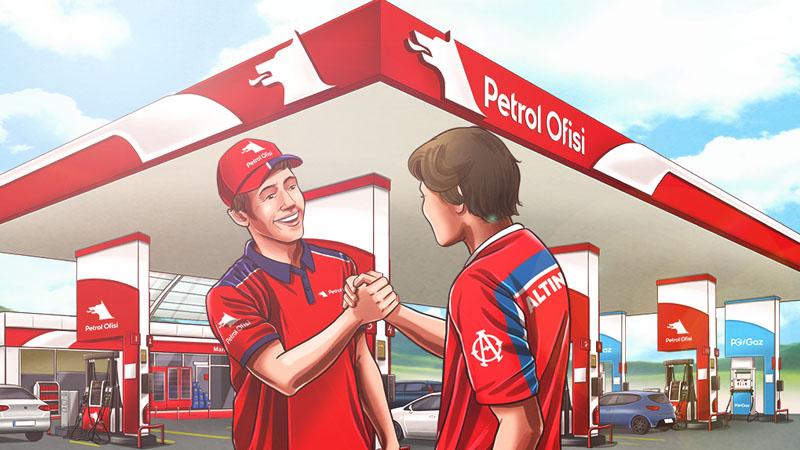 Petrol Ofisi, Altınordu Futbol Kulübü'ü sponsorluğuna devam ediyor