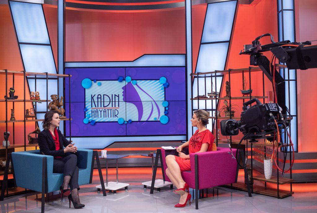 Derinlikli bir kadın kanalı: Woman TV