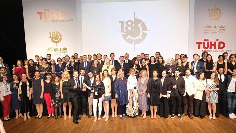 18. Altın Pusula Ödülleri sahiplerini buldu