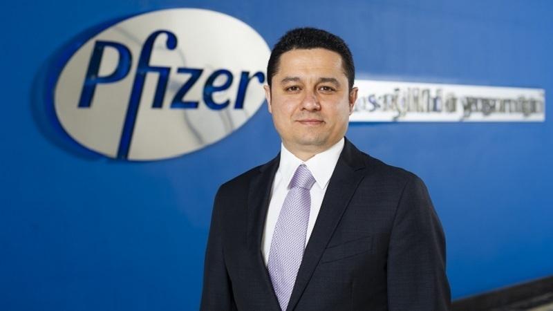 Pfizer Türkiye'nin yeni Medikal Direktörü Dr. Egemen Özbilgili