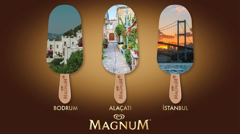 Sıra Magnum'da: Şehirler markalarla bütünleşmeye devam ediyor
