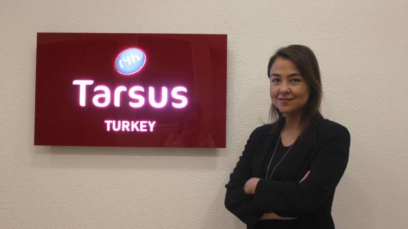 Tarsus Turkey'de üst düzey atama