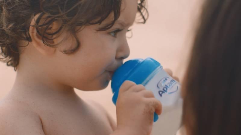 Aptamil Çocuk Devam Sütü'nün 2 yeni reklam filmi yayınlandı