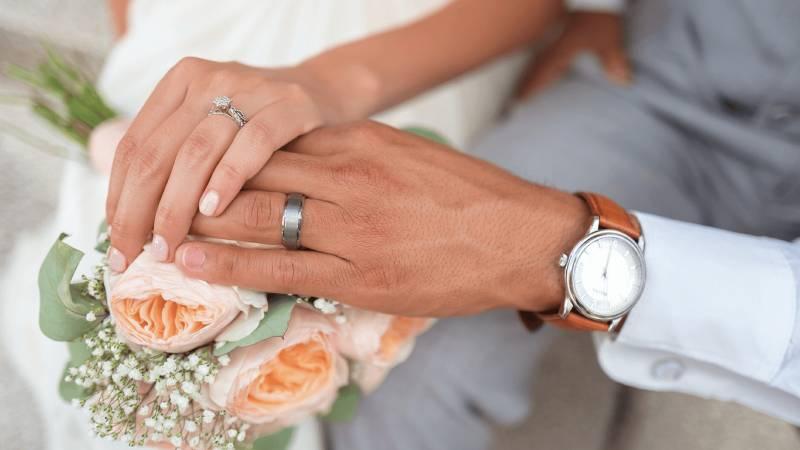 En çok evlilik İstanbul'da, en az evlilik Bayburt'ta gerçekleşti