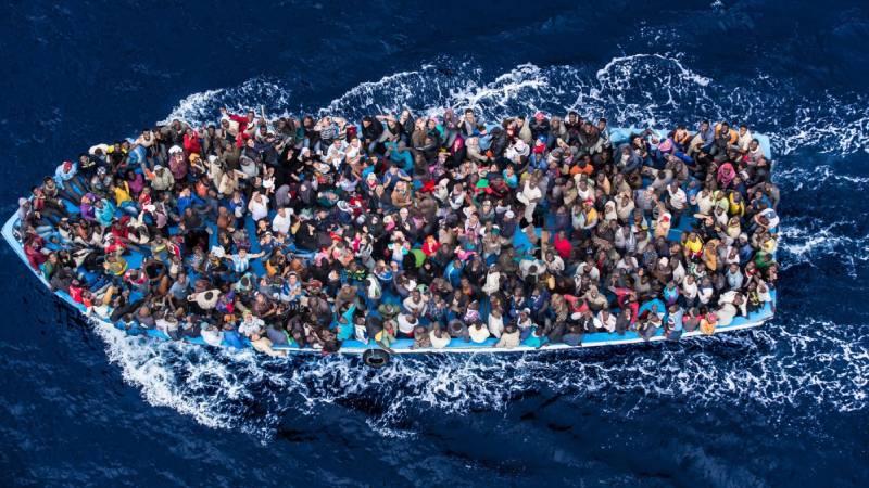 En çok göçmen ağırlayan ülkeler belli oldu