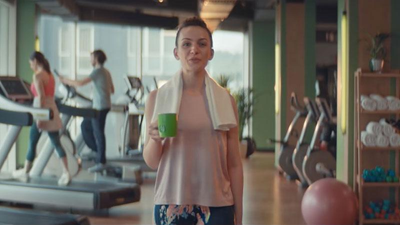 """Her gün 1 kupa yeşil çay"""