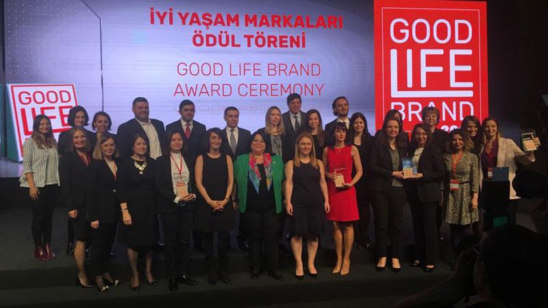 """Türkiye'nin """"İyi Yaşam Markaları"""" belli oldu"""