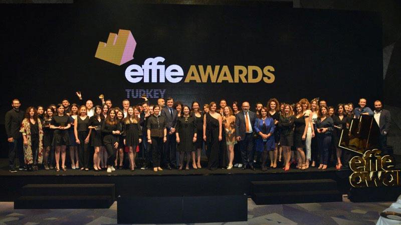 Effie 2019'da kazananlar belli oldu