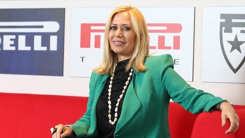 Pirelli Türkiye'de Yönetim Kurulu Başkanı Lale Cander oldu
