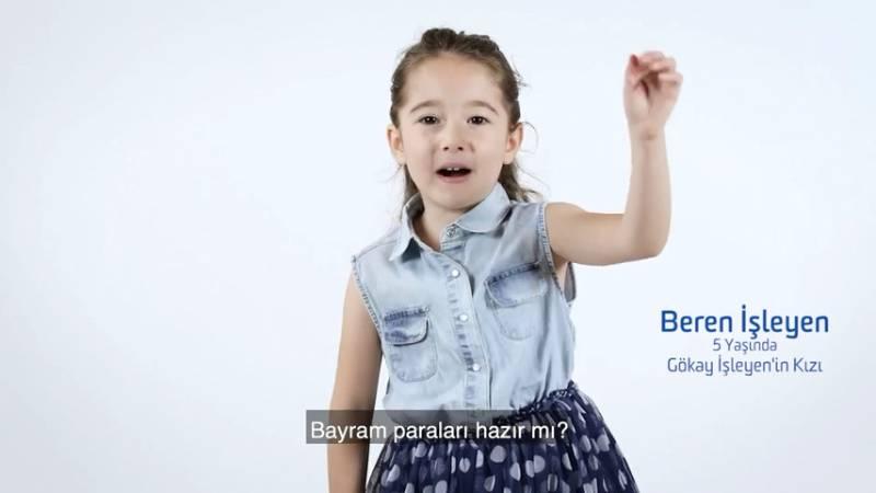 Fibabanka'dan bayrama özel reklam filmi