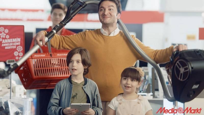 MediaMarkt'tan Anneler Günü'ne özel reklam kampanyası