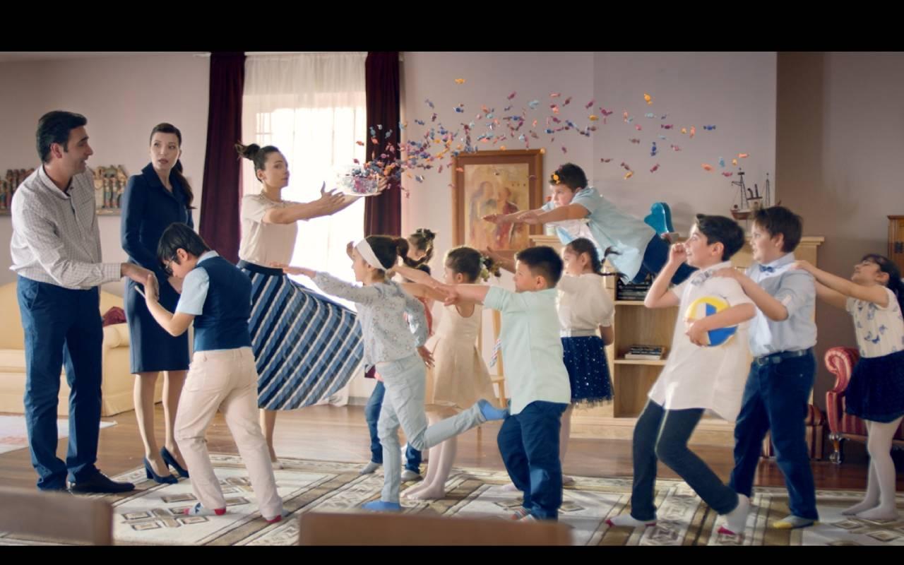 QNB Finansbank'ın yeni reklam kampanyası yayında