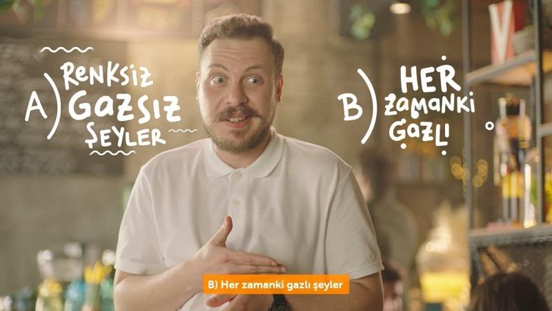 """Sırma C'nin """"Dene bence"""" temalı yeni reklam filmi yayında"""