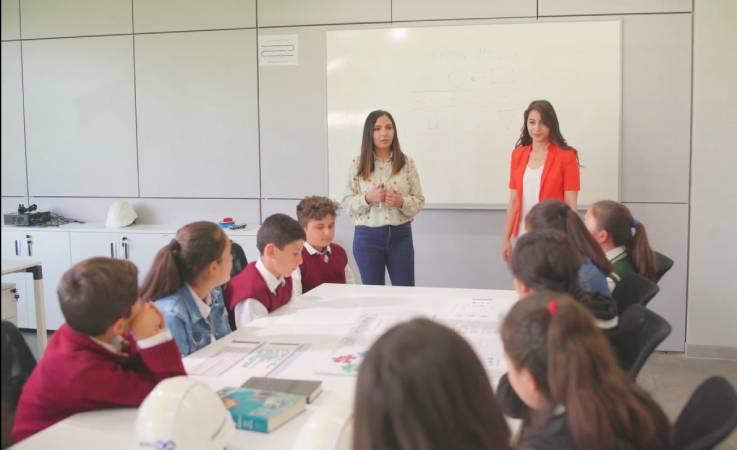 """Brisa'dan """"Dünya Kadın Mühendisler Gününe"""" özel reklam filmi"""