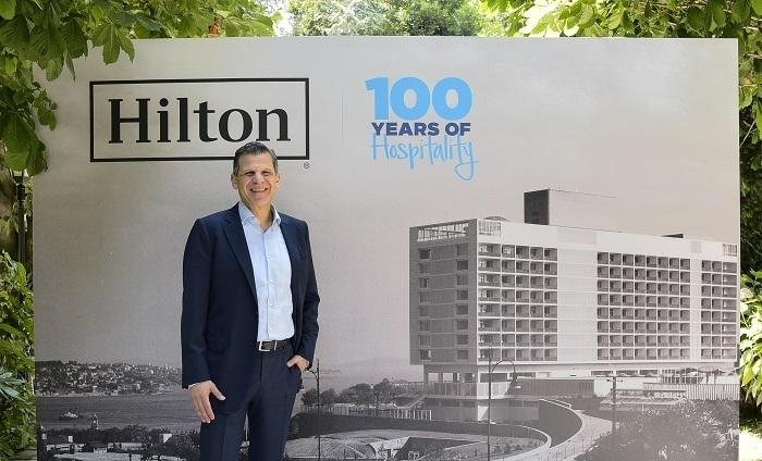 """Tüm dünyada uygulanan Hilton'a """"hoş geldin kahvesinin""""..."""