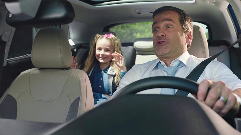 Opel, Babalar Günü'nü Opel Grandland X filmiyle kutluyor