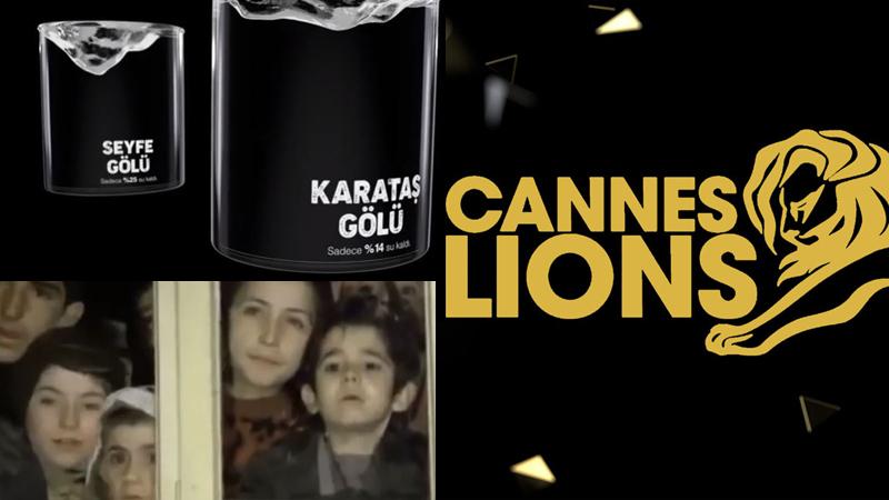 Cannes Lions 2019 başladı: Türkiye'den 6 çalışma kısa...