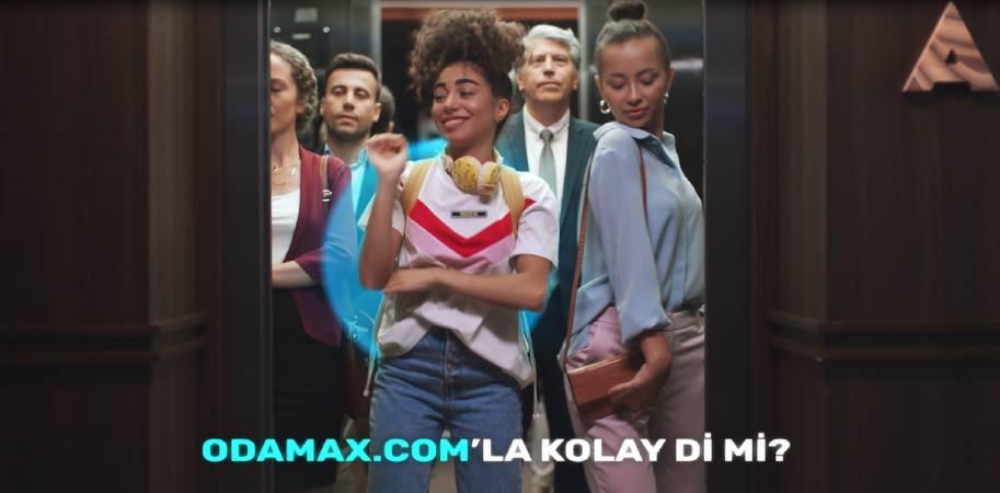 Odamax'ın yeni reklam filmi yayında