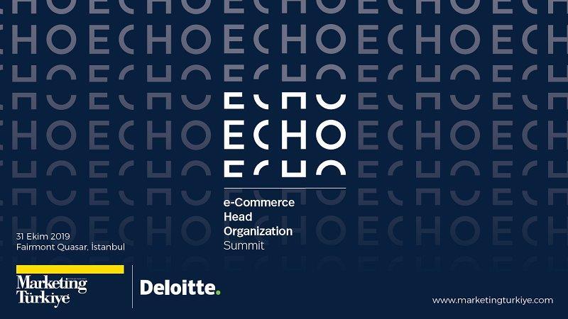 E-ticaretin tüm ekosistemi ECHO'da bir araya geliyor