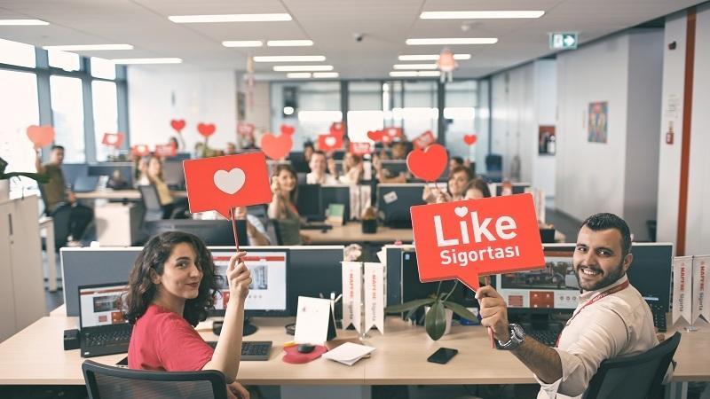 "MAPFRE Sigorta'nın ""Like Sigortası"" reklam filmi yayında"