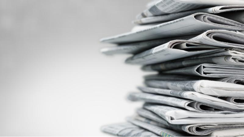 Yazılı basın yüzde 2,6 küçüldü