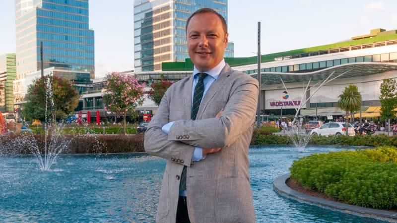 Vadistanbul'a yeni Genel Müdür
