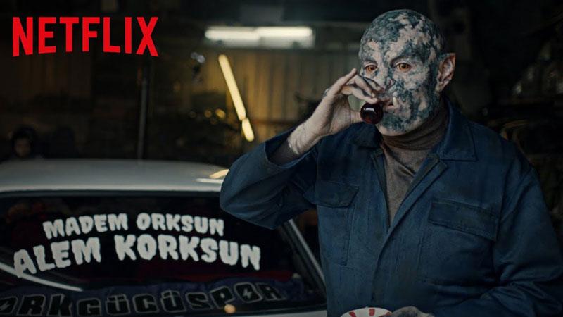 Netflix Türkiye'nin en yaratıcı 11 kampanyası