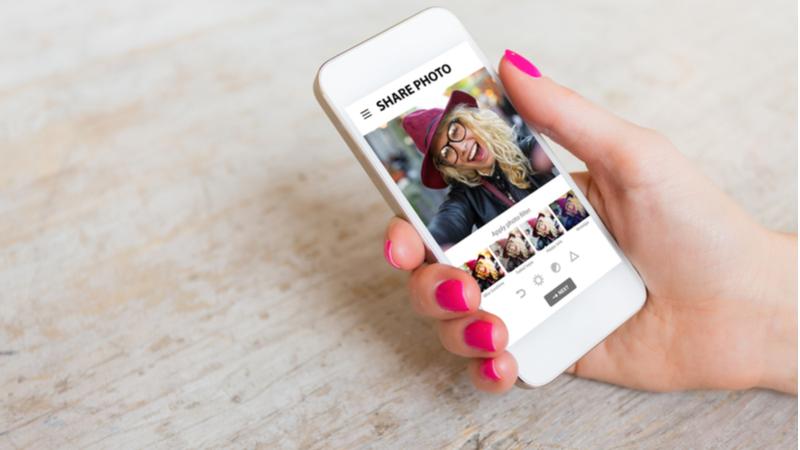 Her 5 kadından biri fotoğraf filtrelerine 5-10 dakika ayırıyor