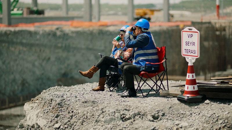 """Ford Trucks'tan inşaat izleme sevdalılarına özel HafriTur: """"Bizi izlemeye devam edin"""""""