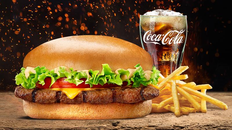 Burger King'in yeni kampanyası yayında