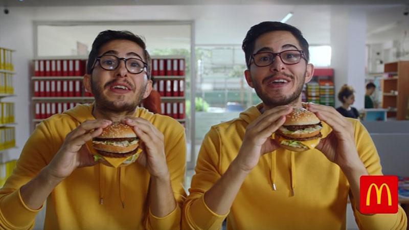 Big Mac'lere kardeş geldi