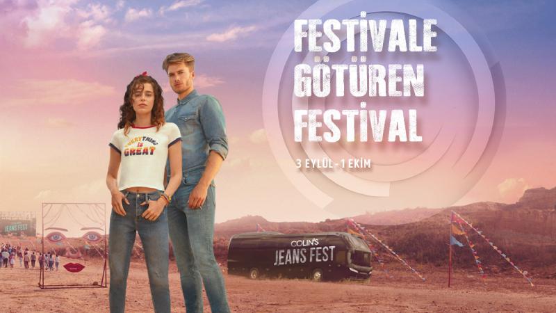 COLIN'S'ten festival tadında reklam filmi