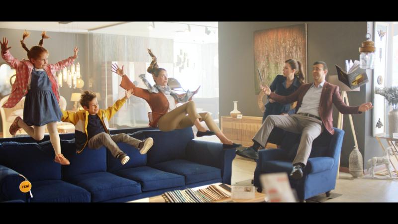 QNB Finansbank'tan yeni reklam filmi