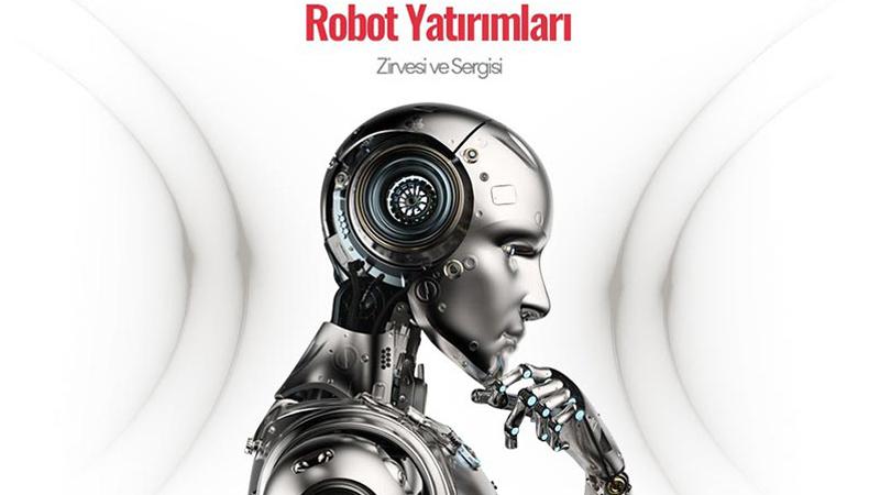 Endüstriyel robotlar artık iş dünyasında