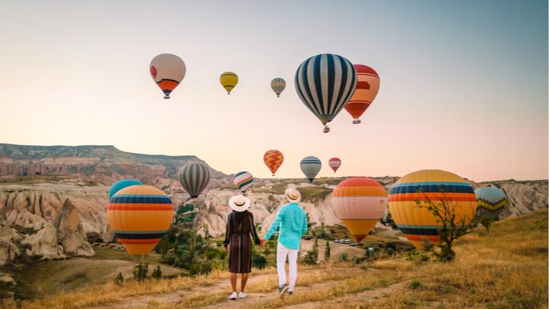 Türkiye'ye ilk 7 ayda 25 milyona yakın turist geldi