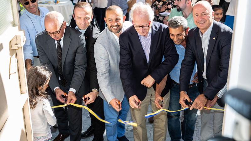 """Levono ve TEGV Diyarbakır'da """"Öğrenim Birimi""""ni açtı"""