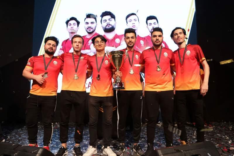 Zula Süper Lig'de Şampiyon Galatasaray!