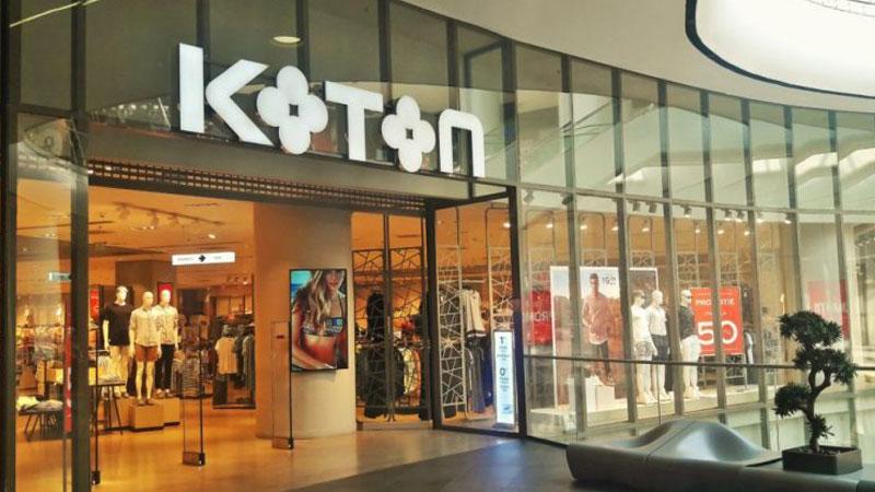 """Koton: """"Hakarete 'like' iş akdimize aykırı"""""""