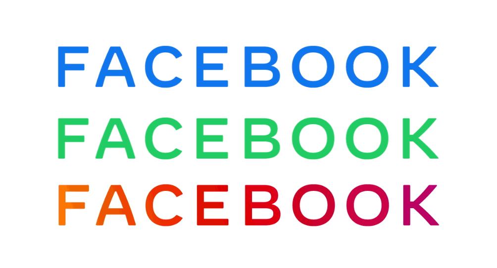 Facebook'un yeni şirket logosu