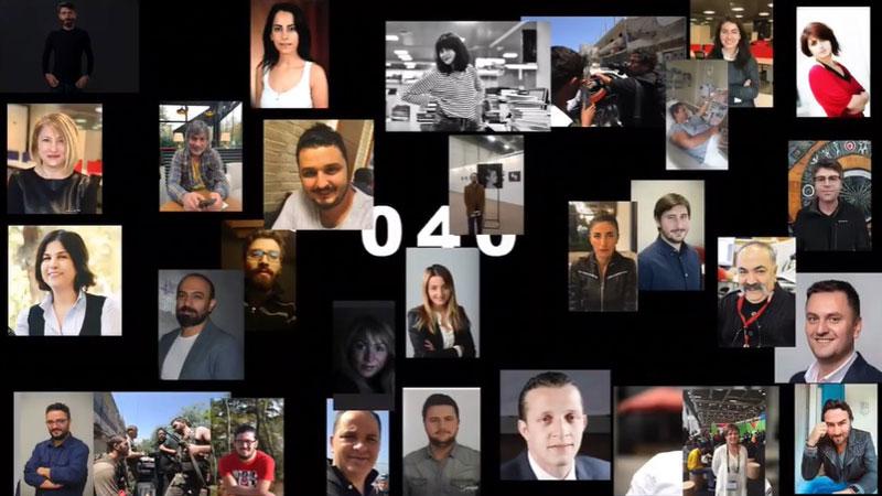"""Hürriyet'ten atılan 45 gazeteciden """"Tazminat Fermanı"""" klibi"""