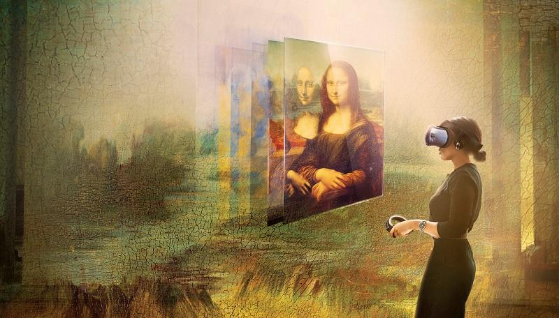 Mona Lisa ile sohbet etmek
