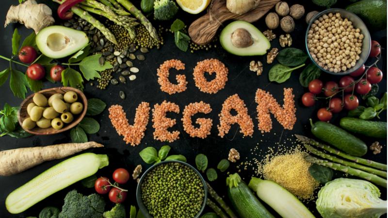 Söz sırası vegan ve vejetaryenlerde