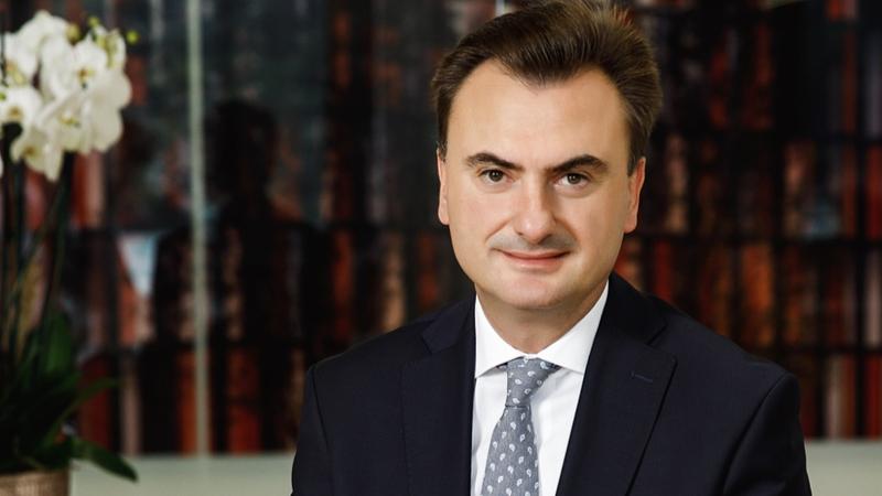 Borusan Holding'in yeni CEO'su Erkan Kafadar oldu